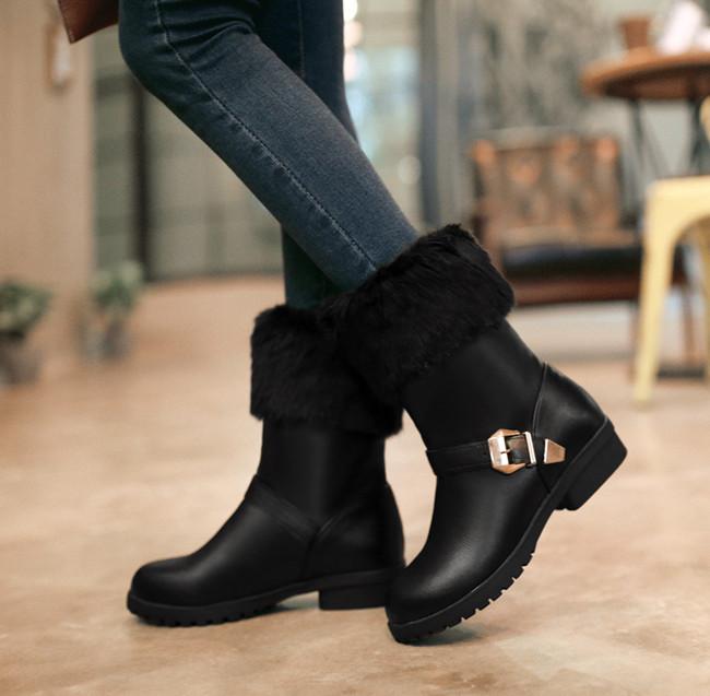women;s plus size snow boots | mount mercy university