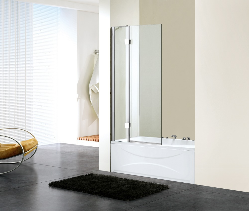 Outstanding Quality Hinge Shower Enclosure Door 800x1450/6mm Tempered Glass<br><br>Aliexpress
