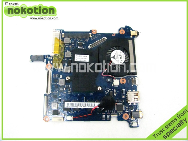 BA92-08109A BA92-08109B For Samsung XE500C21 laptop motherboard with cpu onboard