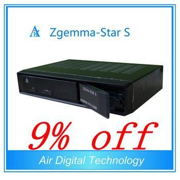 Zgemma Star S decoder satellite receiver IPTV set top box cloud ibox II+ upgrade hot selling(China (Mainland))