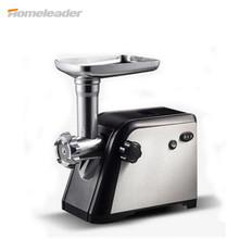 Homeleader elétrica moedor de carne automática, cozinha máquina de salsicha, K18-010(China (Mainland))