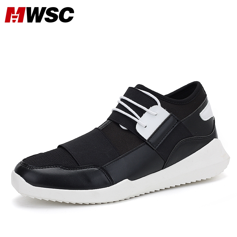 MWSC 2016 casual spring autumn shoes microfiber luxury brand men white shoes fashion loafers quality men flats casual shoes(China (Mainland))