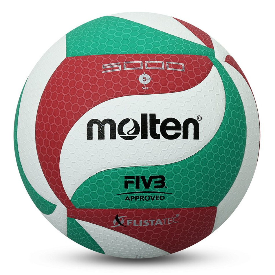 Molten Soft Touch Volleyball Ball VSM5000 Size5 High Quality Volleyball Indoor Competition Balls Pu Voleibol Handball(China (Mainland))