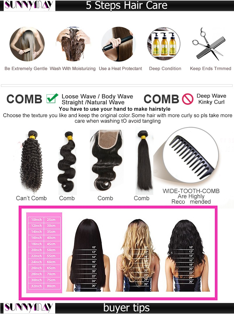 8A Body Wave Bundle 613 Blonde Fashion Wave Brazilian Virgin Hair Weft Only One #613 Loose Wace Bundles Human Hair Extensions