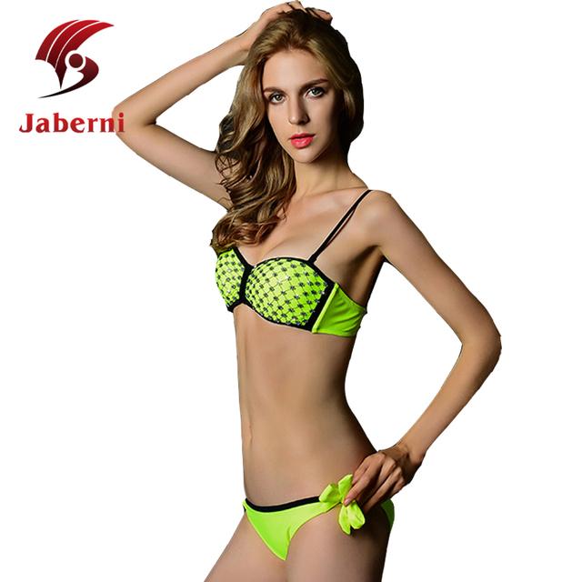 Дешевые оптовая продажа купальники дамы сексуальный ремешками серебристо-бикини твердые девушки марка алмаз купальники женщин шик бразилия купальный костюм