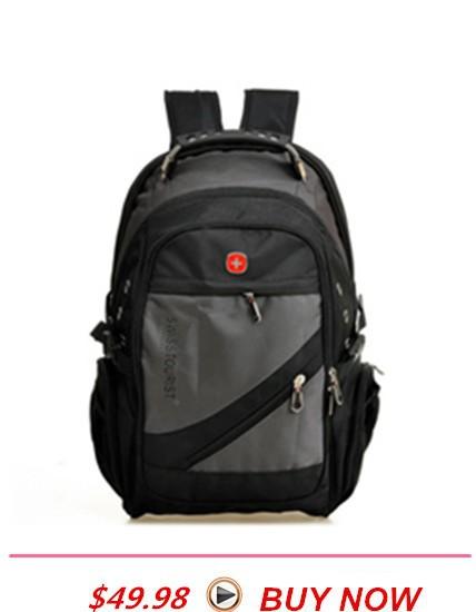 новые путешествия мешки рюкзак swissgear бренда рюкзак 15-дюймовый ноутбук сумка школа Пешие прогулки Рюкзаки sa - 9850c