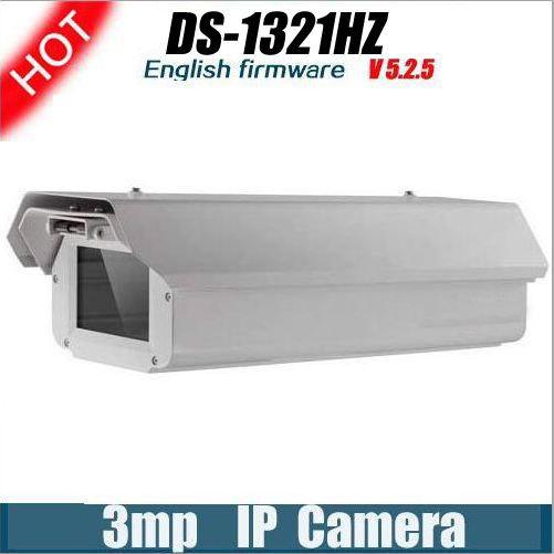 Housing DS-1321HZ Outdoor CCTV Weatherproof Camera Housing Shield with IP66 outdoor bracket(China (Mainland))