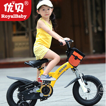 Royalbaby Children bicycle 12-inch age 3 to 5 years old, height 90-120 cm, male and female baby baby buggies mountain bike(China (Mainland))