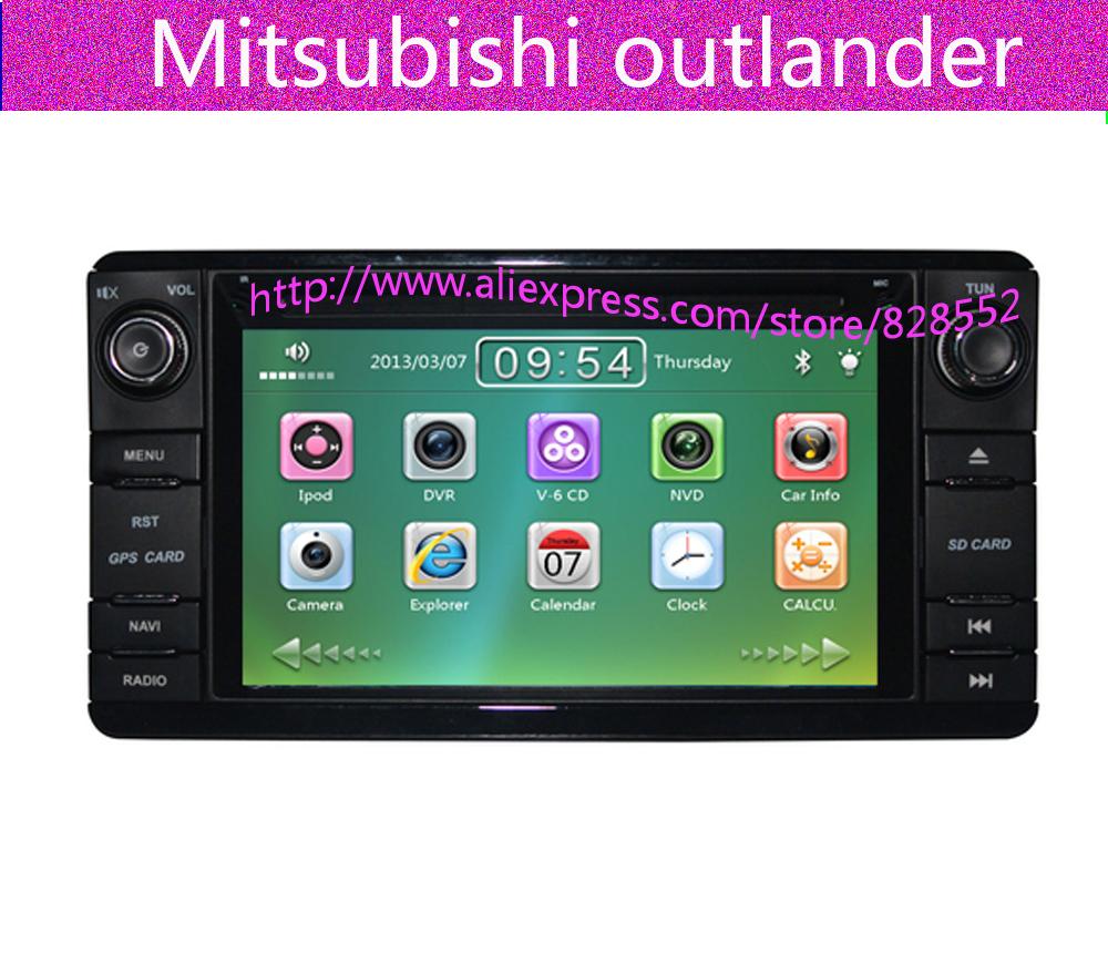 Mitsubishi Tv Tech Support: Free Shipping Car DVD Player For Mitsubishi Outlander 2013