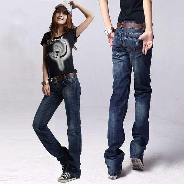 Womens designer baggy jeans – Global fashion jeans models