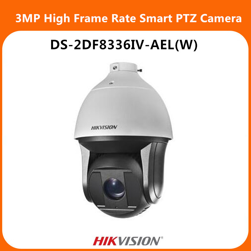 DS 2DF8336IV AEL(W) English Version 3MP High Frame Rate