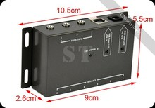 IR Remote Extender 8 Emitters 1 Receiver Infrared Repeater Hidden System(China (Mainland))