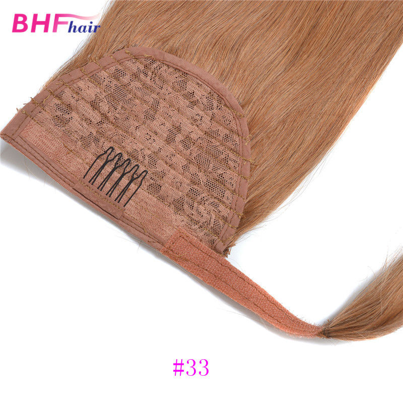"Fake Hair Ponytails Kanekalon Synthetic Hair Hair Extension Ponytail 105G 22"" Long Straight Hair Pieces Fast Shiping(China (Mainland))"