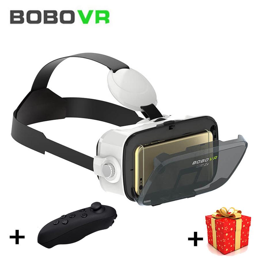 Xiaozhai Bobo VR Bobovr Z4 Mini 3 D Gerceklik Google Cardboard Virtual Reality Goggles 3D Glasses Smartphone Helmet Headset Lens(China (Mainland))