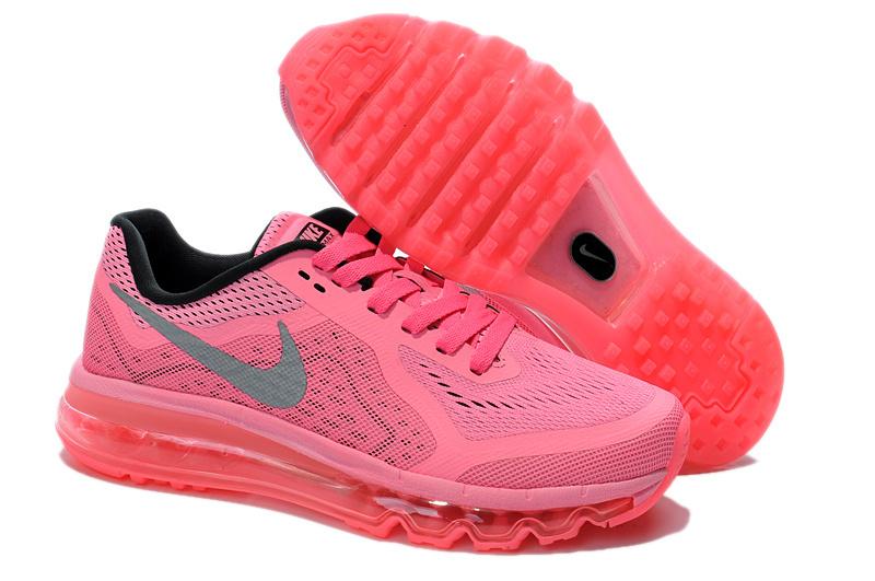 Nike Air Max 2014 Mujer Rosadas