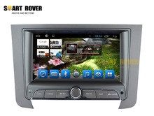 HD 1024X600 Android 4.4 Car PC Audio Video For Ssangyong Rexton Auto Radio RDS GPS Navigation DVD Stereo 3G WiFi Quad Core CPU(China (Mainland))