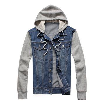2015 новинка мужская ватки толстовки ковбой мужчины куртка костюмы джинсовая куртка мужчины джинсовая куртка мужчины толстовки и кофты