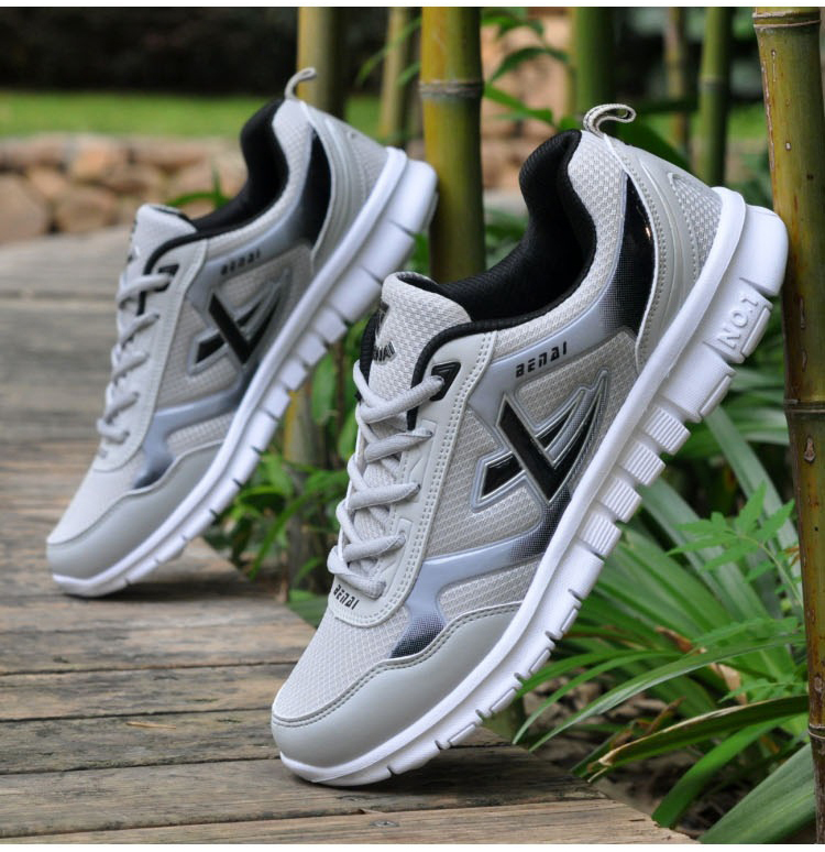 2015 New comfortable breathable men shoes ,Super Light mesh sneakers ,Large 48 size sport shoes fashion shoes men sneakers shox(China (Mainland))