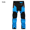 Autumn Fall Outdoor Sports Pants Men Stretch Camping Trousers Snowboard Windproof Waterproof Hiking Climbing Trip Travel