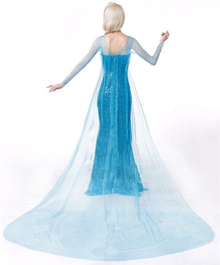 Как сделать платье как у эльзы своими руками