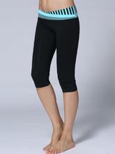 wholesale 2015 fashion candy colors lulu yogaes pants/ women's leggings/ lulu pants capris  size 2-12,Free shipping(China (Mainland))