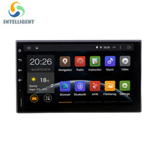 Android 5.1.1 HD 1024*600 screen Quad core RK3188 ROM 16G CPU 2 DIN universal car radio gps with wifi gps car stereo audio USB(China (Mainland))
