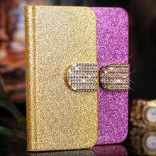Buy Lenovo A536 phone case luxury wallet style flip Bling pu leather cover Lenovo A358t magnetic stand phone case card slot for $3.50 in AliExpress store