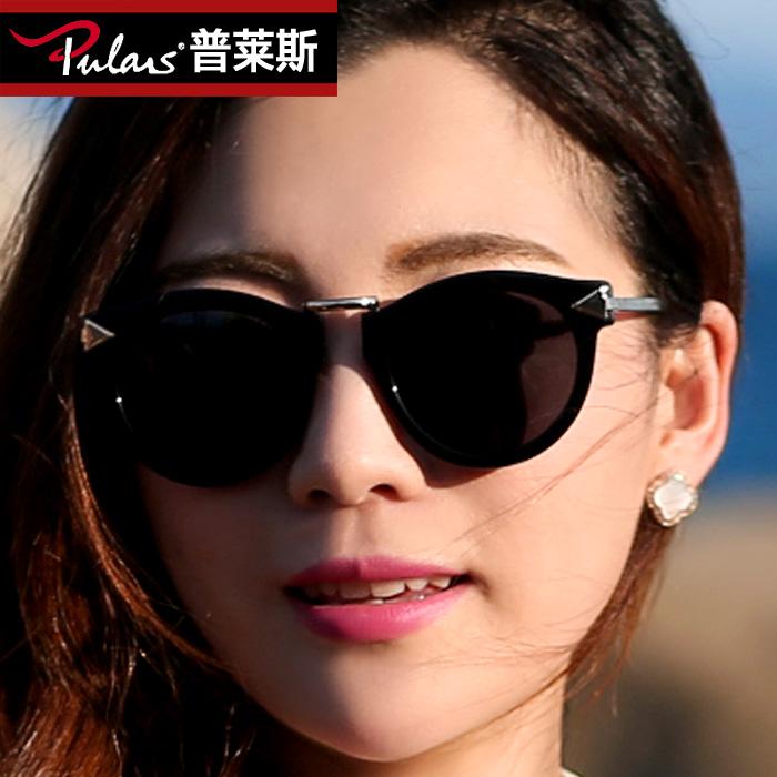 Sunglasses female sunglasses female sunglasses myopia sunglasses female star driver mirror pb816(China (Mainland))