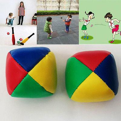 3pcs/set Juggling Balls Clown Juggler Performance Tool Magic Show Ball Small Soft Ball Dog Toys(China (Mainland))