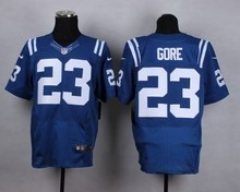 A+++ all stitched Indianapolis Colts ,#Andrew Luck,T.Y. Hilton,Andre Johnson,Pat McAfee,Coby Fleener,Frank Gore(China (Mainland))