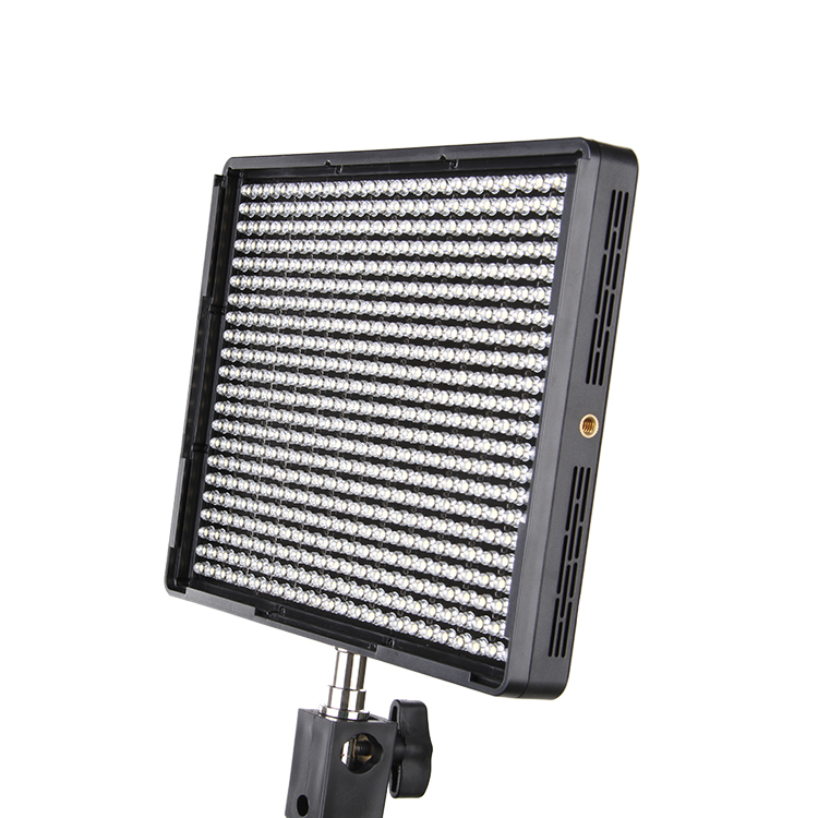 Upgrade Aputure AL-528W Led Video Light Panels IPAD Size Adjustable Color Mounting On Flash Stand For Photo Shooting Outside  <br><br>Aliexpress