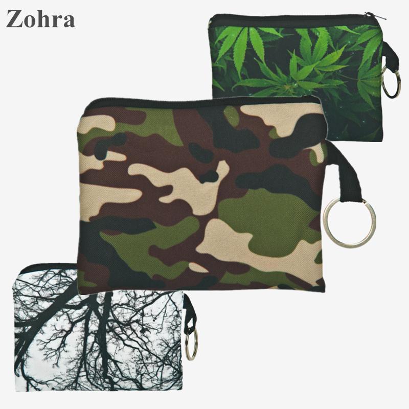Zohra Moro Tree 3D printing girl women Bag wallets Coin purse Wallet card holder monederos carteira masculina portefeuille femme<br><br>Aliexpress