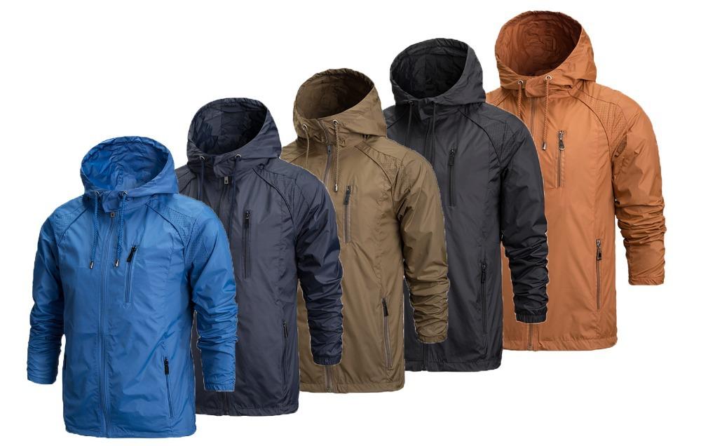 Windproof And Waterproof Jacket