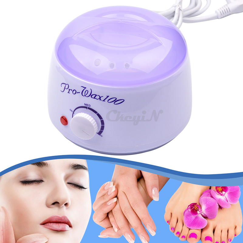 New Warmer Wax Heater Hair Remover SPA Hands Feet Paraffin Wax Warmer Temperature Control Kerotherapy Depilatory Health Care(China (Mainland))