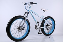 AL473/ 4.0 Exceed Wide Tire Sandy Beach Alloy 27xSpeed Disc brake A Mountain Country Vehicle bike 150-180cm bicycle(China (Mainland))