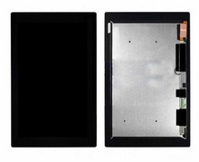 New Genuine Black LCD Screen Display For Sony Xperia Tablet Z2 SGP511 SGP512 SGP521 SGP541 Touch Screen Digitizer Assembly
