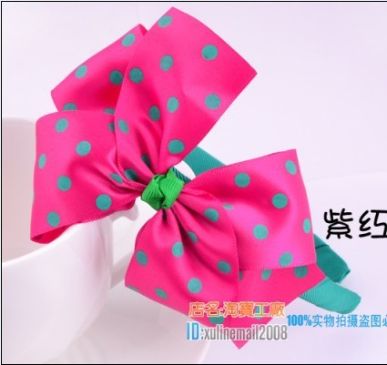 Min order is $10 freeshipping(can mix order) !!-fashion Baby accessories children Girls jewelry baby Hair band  ER 610