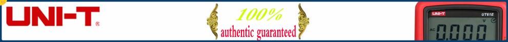 Купить 1 шт. UNI-T UT18C Авто Диапазон Напряжения Метр Тестера ЖК/СВЕТОДИОДНАЯ Индикация Дата КОД Тест Без Батареи обнаружения Детектор