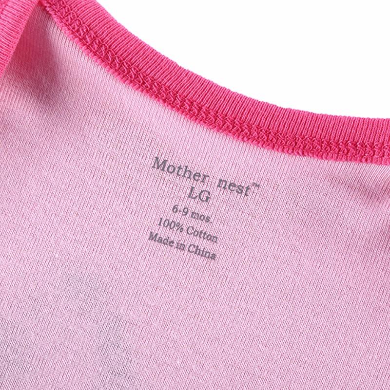 3 pcslot Newborn Baby Girls Boys Bodysuit Vestidos Overalls Zebra O-Neck Jersey Bebes Clothing Next Baby Costume Roupas Meninos (8)