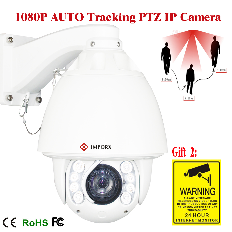1080P IP ptz Camera High Speed Dome IP Camera cloud recording 2MP Real time Waterproof IP66 auto heating&amp;cooling system camera<br><br>Aliexpress