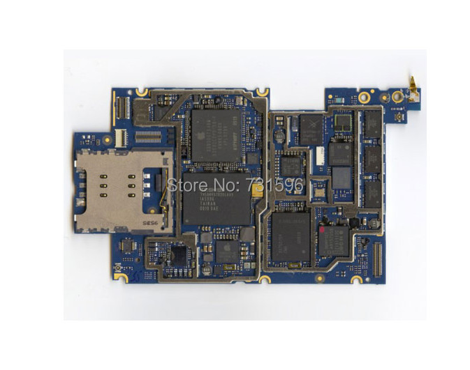 Original mobile phone motherboard for iphone3GS 16GB, installed directly use(China (Mainland))
