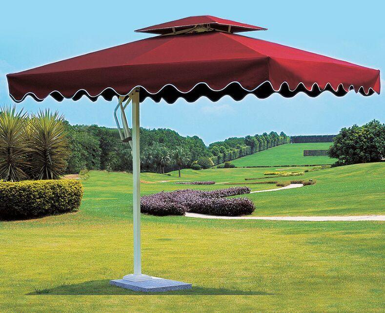 Outdoor umbrella Rome umbrellas large patio beach booth<br>
