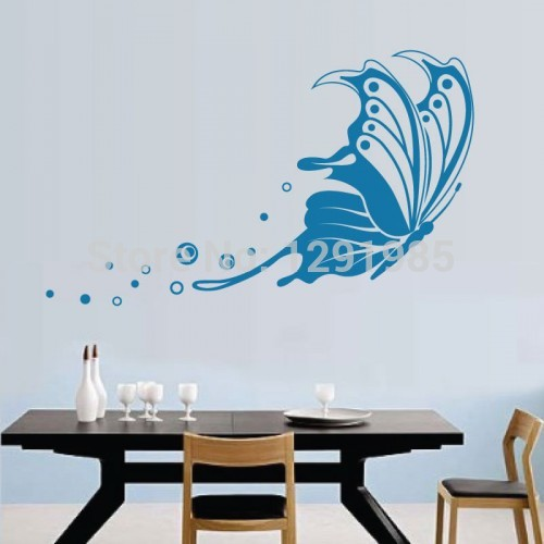 Flying Butterfly DIY Removable PVC Wall Sticker Home Decor