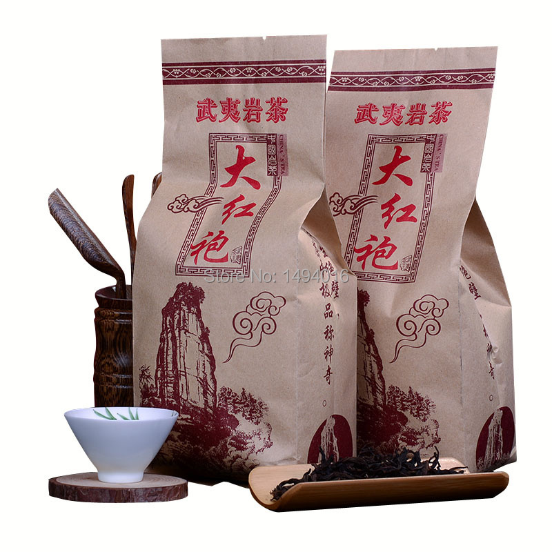 500g smoke flavor Lapsang souchong chinese wuyi black tea with spring tea material bag packing 2014
