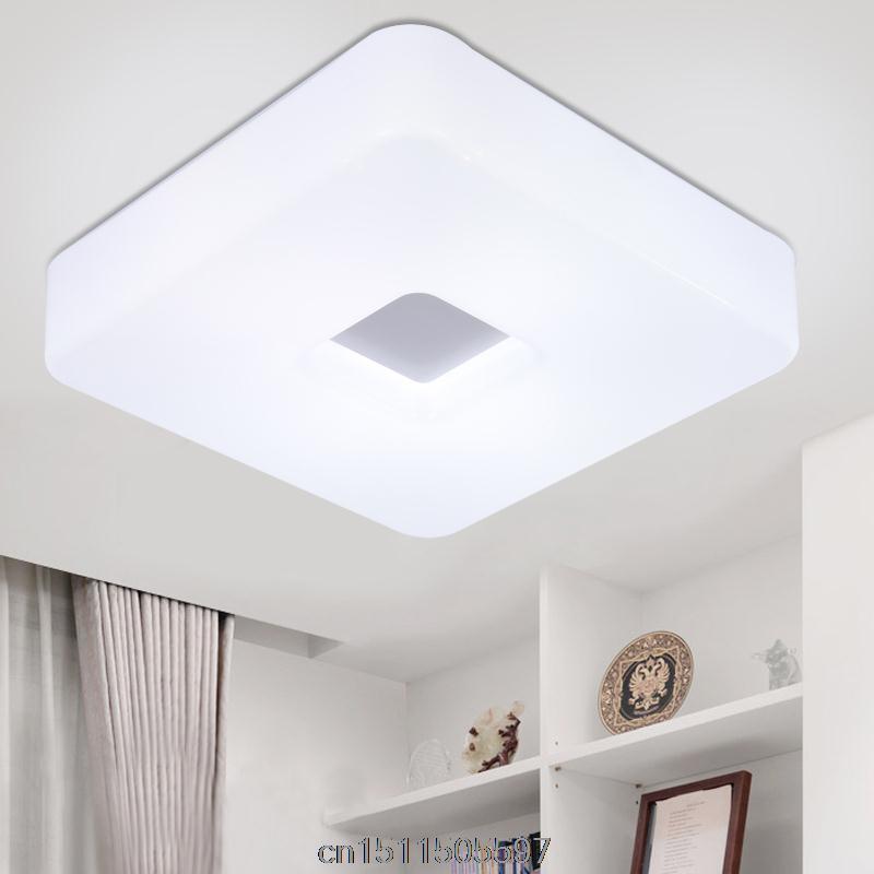 Modern minimalist bedroom ceiling lamp living room luminaire minimalist modern ceiling lamp arcrylic led ceiling lamps iq light от Aliexpress INT