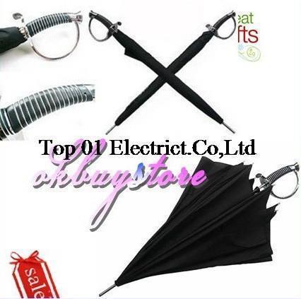 wholesale 40pcs/lot, Japanese Katana Umbrella,Japanese Samurai Ninja Katana Umbrella Black,umbrella samurai sword(China (Mainland))