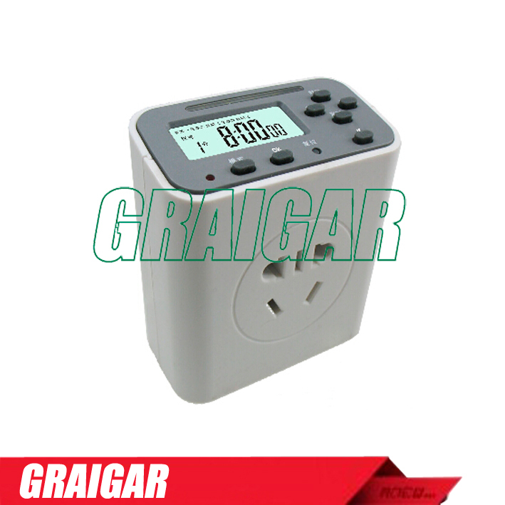 Multi-function ep timer GM71  Time Setting Range: Recyling Weekly or daily as per the  programmed from 1 minute to 168 hours <br><br>Aliexpress