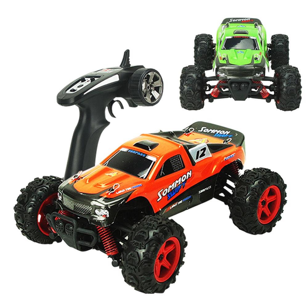 SUBOTECH CoCo-4WD BG1510B 1:24 High Speed RC Remote Radio Control Car 4x4 RTR Racing Truck 4wd Buggy Kid Toy Brinquedos S224