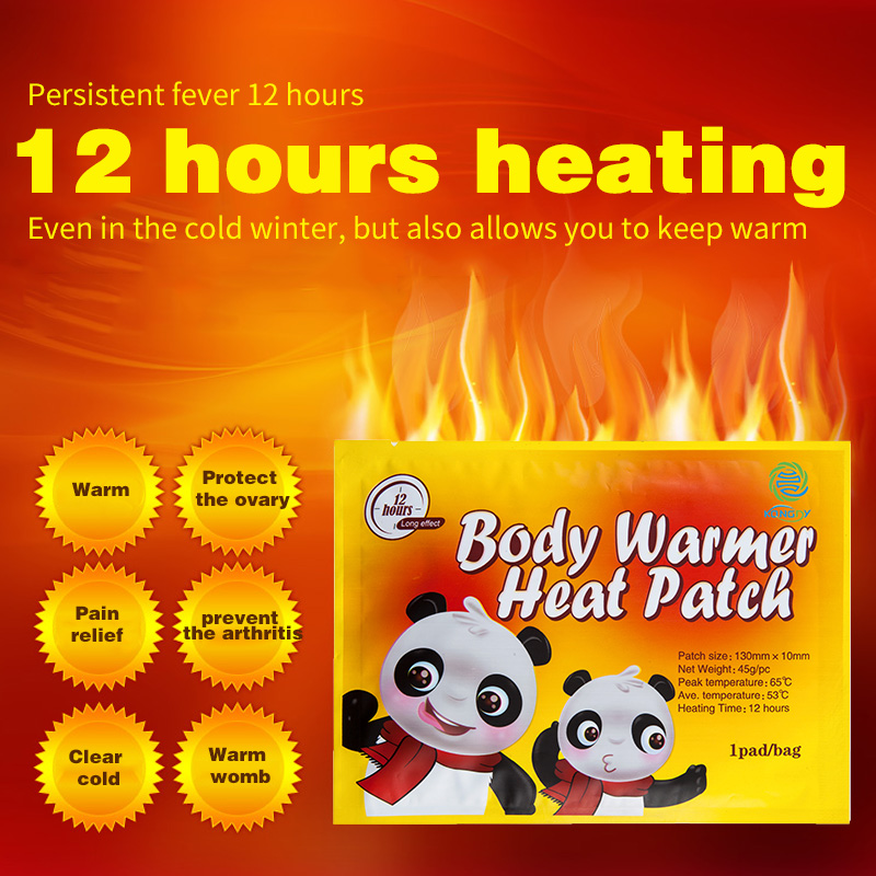 10 Pcs/lot Adhesive Body Warmers for Women,High Quality Heat Patches for Pain Relief,100% Useful Body Comfort Heat Pack<br><br>Aliexpress