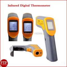 Termómetro infrarrojo Digital IR temperatura pistola láser